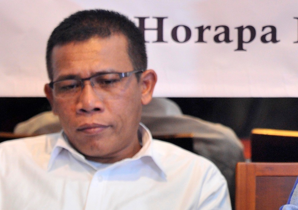 Anggota Komisi III DPR RI, Masinton Pasaribu--Antara/Puspaperwitasari