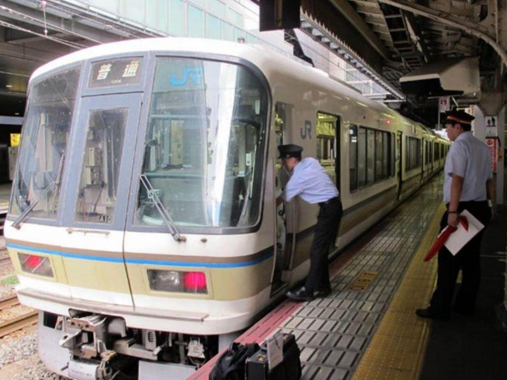 Kereta komuter Jepang. (Foto: KYOTOSTATION.COM).