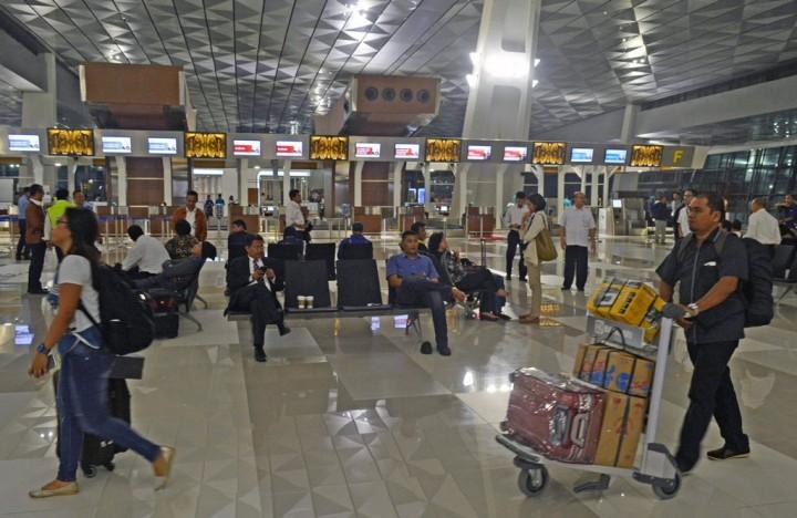 Bandara Soetta Sediakan Takjil Selama Ramadan