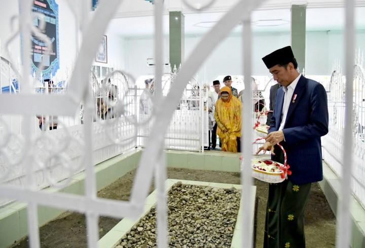 Jokowi Ajak Umat Muslim Jaga Kerukunan di Bulan Ramadan