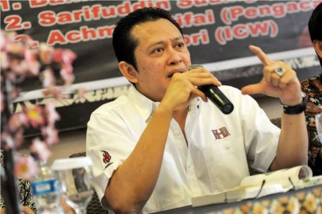 House Speaker Bambang Soesatyo (Photo:MI/Jhoni Kristian)