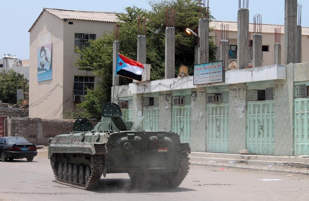 Kondisi Yaman yang masih diliputi perang antara pasukan pemerintah dengan Pemberontak Houthi (Foto: AFP).