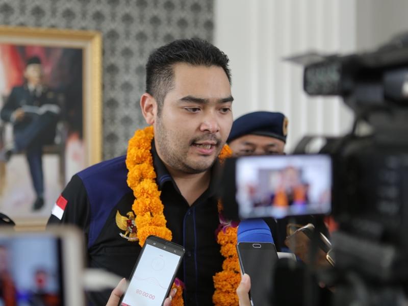 Anggota DPR RI Prananda Surya Paloh. MI/Putra Ananda