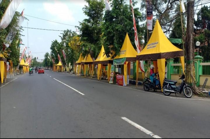 Pasar Rakyat Siap Diserbu Jelang Buka Puasa