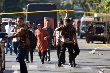 Pelaku Anak Bom Surabaya Nilai PPKn-nya Nol