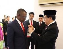 Indonesia Resmi Buka Konsulat Kehormatan di Gambia
