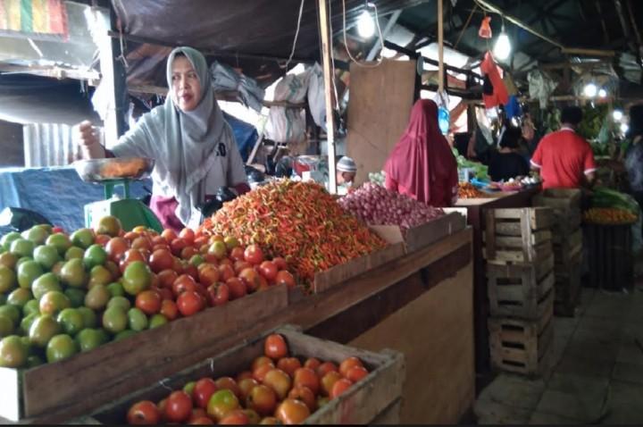 Permintaan Rempah di Manado saat Ramadan Meningkat