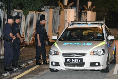 Polisi Diraja Malaysia geledah enam rumah dan properti Najib