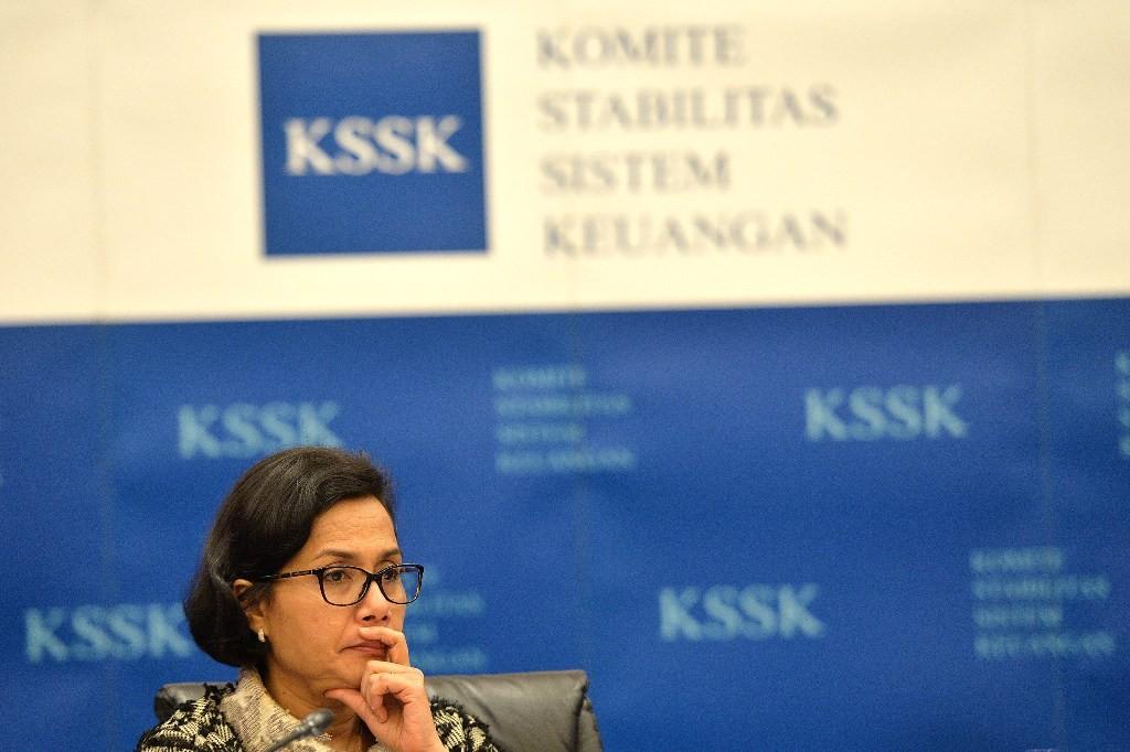 Menteri Keuangan Sri Mulyani Indrawati (ANTARA FOTO/Widodo S. Jusuf)
