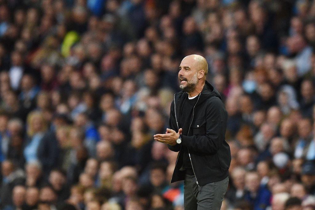 Josep Guardiola. (Foto: AFP/Paul Ellis)