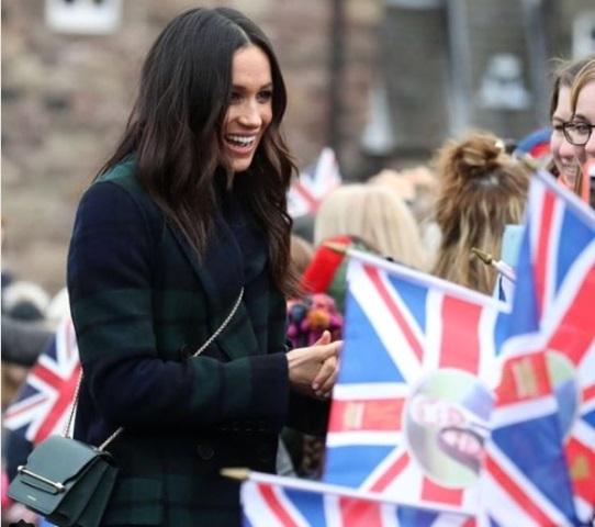 Meghan Markle telah mengonfirmasi bahwa ayahnya tak akan datang ke pernikahannya dengan Pangeran Harry pada Sabtu, 19 Mei 2018. (Foto: Courtesy Kensingtonroyal/@kensingtonroyal)