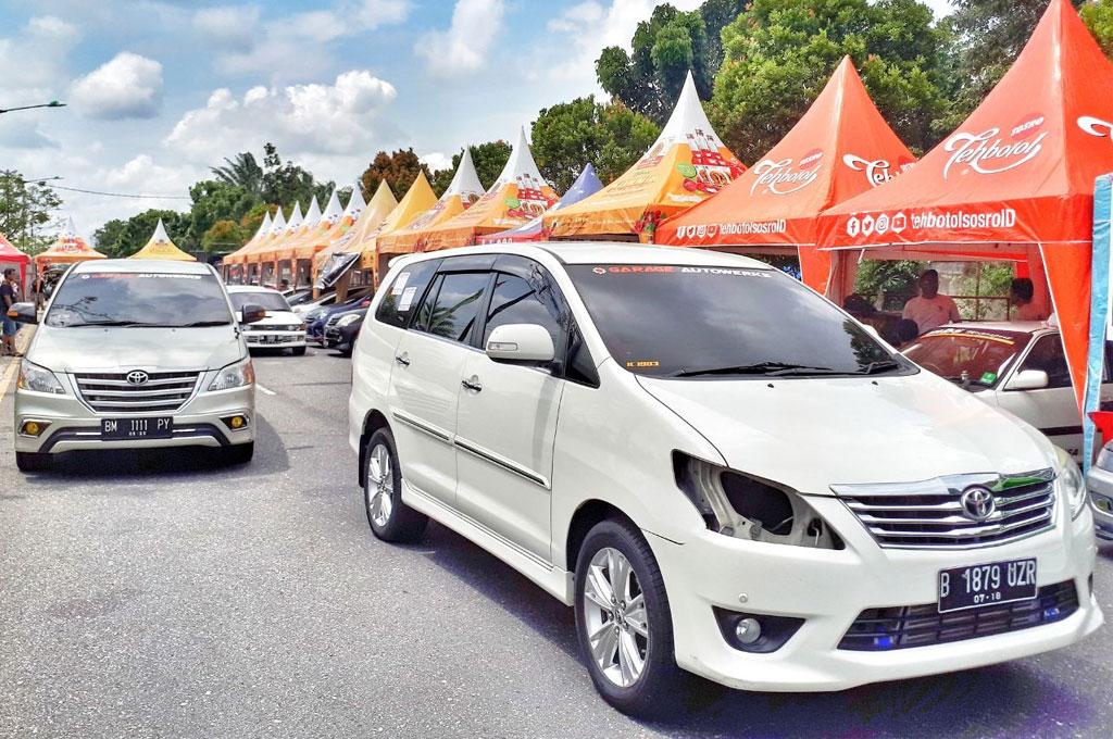 Aksi IC diberbagai kegiatan otomotif selama 12-13 Mei 2018. IC