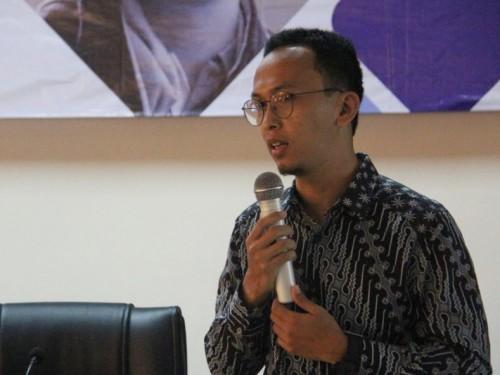 Kepala Sub Direktorat Penyidikan Kemkominfo Teguh Arifiyadi.