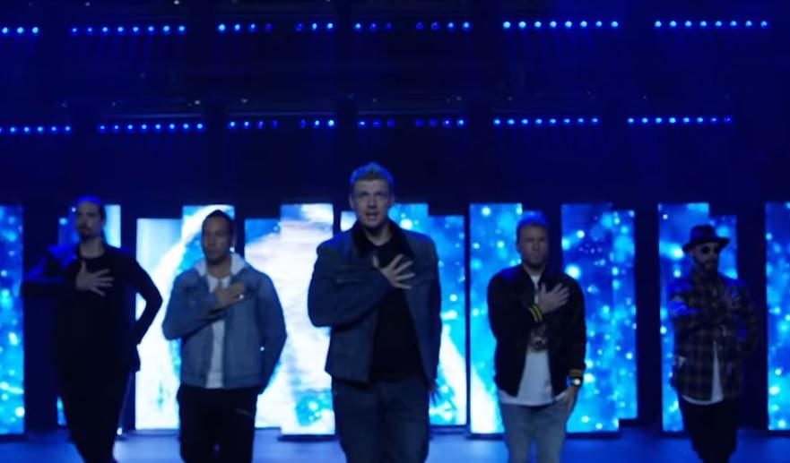 Backstreet Boys (Foto: Youtube Backstreet Boys)