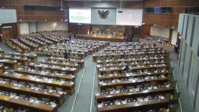 The Parliament Complex (Photo:Medcom.id/Suci)