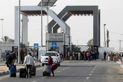 Mesir Buka Perbatasan Gaza Selama Ramadan
