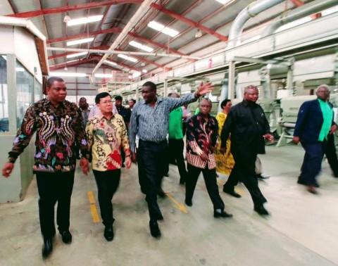 Provisi Simiyu di Tanzania Tawarkan Investasi untuk Indonesia