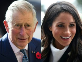 Prince Charles to Walk Meghan Down Aisle after Dad Drops Out