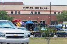 Penembak di SMA Santa Fe Texas Ditangkap
