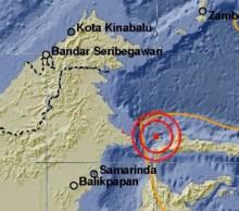 Gempa 5,1 SR Guncang Tolitoli