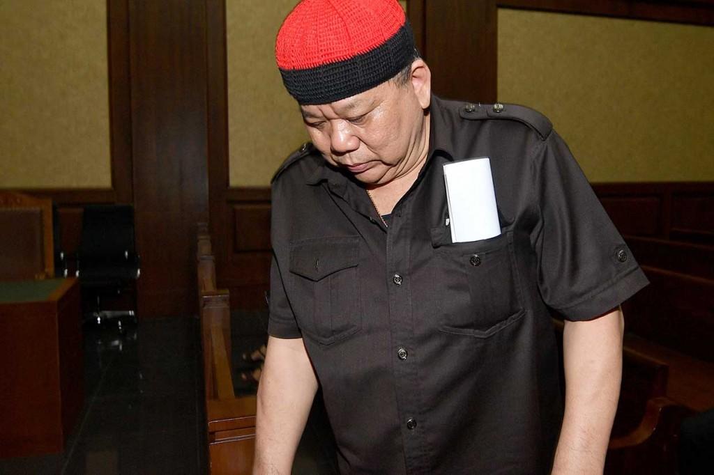 Penyuap Bupati Kukar Divonis 3,5 Tahun Penjara