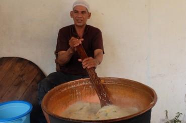 Bubur India, Tradisi Berbuka di Semarang