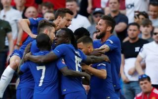 Tumbangkan MU, Chelsea Sabet Gelar Piala FA 2017--2018