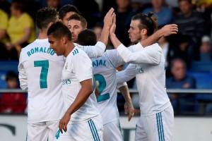 Real Madrid Gagal Pertahankan Kemenangan Atas Villarreal