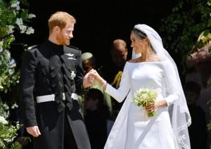 Mengintip Hidangan yang Disajikan pada Resepsi Royal Wedding