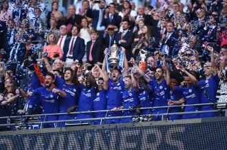 Kalahkan Man United, Chelsea Raih Gelar Piala FA