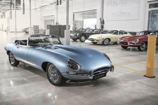 New Jaguar E-Type Zero Concept, Mobil Pengantin Pangeran Harry