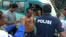 Sopir Angkot di Tangerang Cabuli Anak kandung