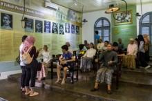 Pengorbanan Budi Utomo Sumbangkan Beasiswa Ramadan