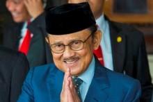 BJ Habibie: Rakyat Indonesia Tetap Harus Berpegang Pada Pancasila