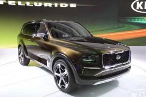 Kia Telluride Sasar Segmen Full Size SUV