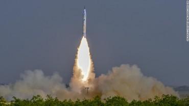 Perusahaan Swasta Tiongkok Ikut Luncurkan Roket
