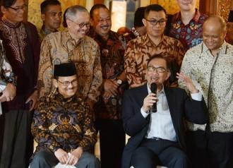 Kunjungan Anwar Ibrahim Bagian dari <i>Rebranding</i>