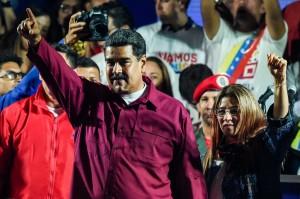Maduro Dinyatakan Menang dalam Pilpres Venezuela