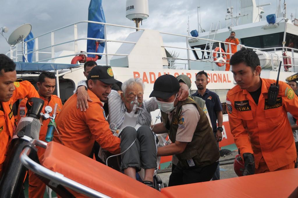 Sakit, Turis Penumpang Kapal Pesiar Ocean Dream Dievakuasi