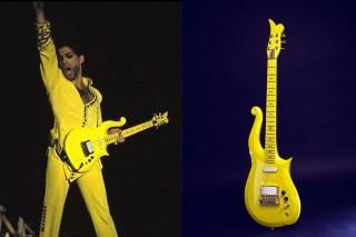 Gitar Ikonik Mendiang Prince  Terjual Rp3 Miliar