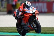 Finis di Urutan Keenam, Lorenzo Salahkan Tangki Bensin Ducati