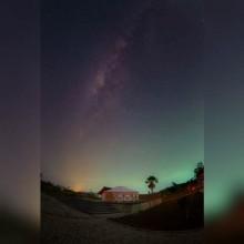 Melihat Fenomena Milky Way di Tanjung Lesung
