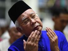 Najib Razak Kesal Diperlakukan seperti Maling