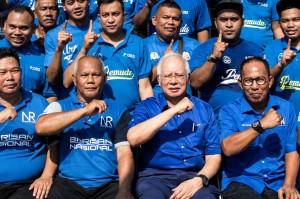 Najib Razak: Saya Korban Serangan Politik