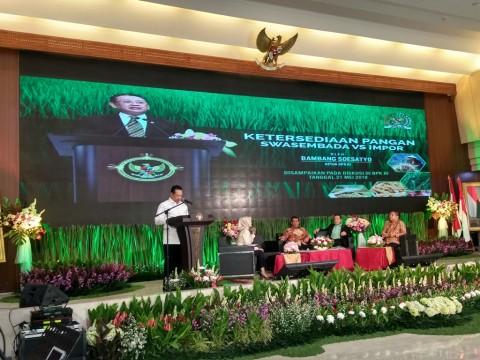 Jaga Pangan, Dahulukan Produk Petani Ketimbang Impor