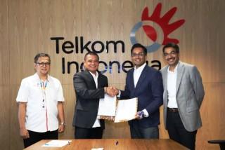 Telkom dan Cisco Dukung Transformasi Digital BUMN