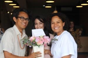 SP'LASH Lashes & Nails, Debut Mira Lesmana di Bisnis Kecantikan