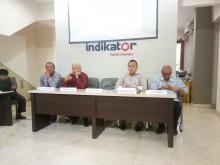 Survei: Ganjar-Taj Unggul Jauh dari Sudirman-Ida