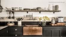 Cara murah 'memperluas' dapur
