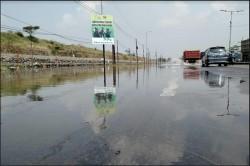 Banjir di Porong Akibat 4 Pompa Rusak